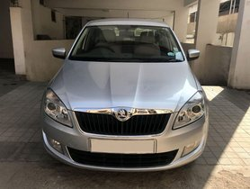 Good as new Skoda Rapid 1.5 TDI AT Elegance 2015 for sale