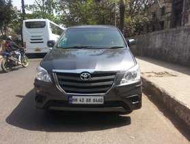 Toyota Innova 2.5 G (Diesel) 8 Seater BS IV for sale