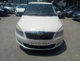 Used 2012 Skoda Fabia 2010-2015 for sale
