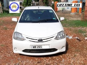 Well-kept Toyota Etios Liva GD for sale