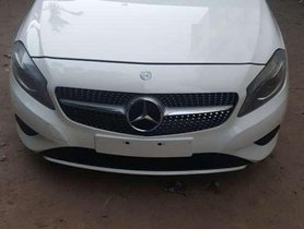 Used Mercedes Benz A Class car 2013 for sale at low price