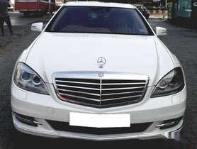 Used Mercedes Benz S Class car 2011 for sale at low price