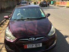 Hyundai Verna Fluidic 1.6 CRDi SX, 2011, Diesel for sale