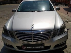 Used 2010 Mercedes Benz E Class for sale