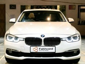 BMW 3 Series 320d Luxury Line for sale