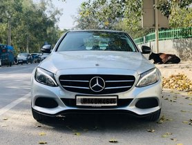 Used 2018 Mercedes Benz C Class for sale