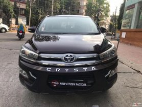 2016 Toyota Innova Crysta for sale at low price