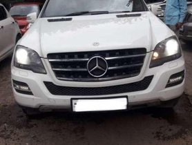 2011 Mercedes Benz M Class for sale