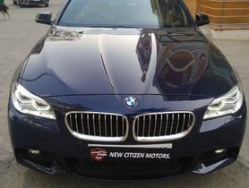 2015 BMW 5 Series for sale at low price
