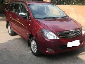 Toyota Innova 2.5 G4 Diesel 7-seater for sale