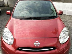 2012 Nissan Micra for sale