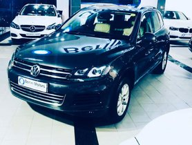Used Volkswagen Touareg 3.0 V6 TDI 2013 for sale