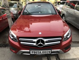 Used 2016 Mercedes Benz GLC for sale