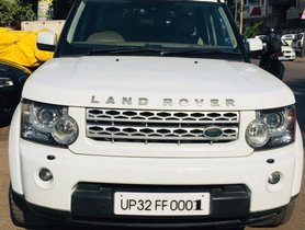 Land Rover Discovery 4 2013 for sale