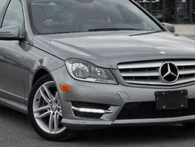 Mercedes-Benz C-Class C 250 CDI Elegance by owner