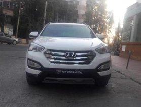Used Hyundai Santa Fe car at low price