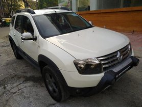 Used Renault Duster 110PS Diesel RxZ 2014 for sale