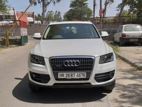 Audi Q5 2.0 TDI 2012 for sale