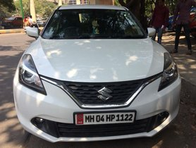 Used Maruti Suzuki Baleno Alpha Diesel 2016 for sale