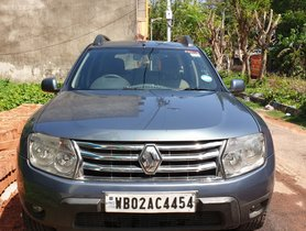 Used Renault Duster 85PS Diesel RxL Optional with Nav 2013 for sale