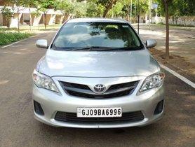 Used Toyota Corolla Altis 1.4 DGL 2012 for sale