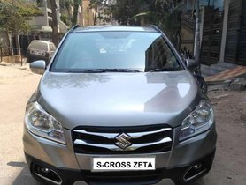 Used Maruti Suzuki S Cross car 2016 for sale at low price