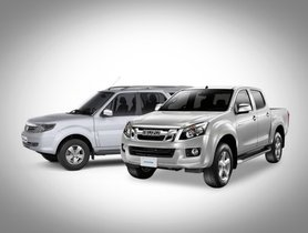 Tata Safari Vs Isuzu D-max V-Cross [Video]