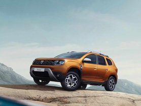 Next-gen Renault Duster Likely To Launch In India in 2020