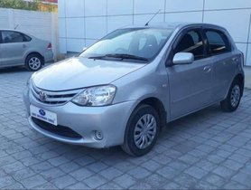 2011 Toyota Etios Liva for sale
