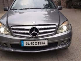 Used Mercedes Benz C Class C 200 AVANTGARDE 2010 for sale