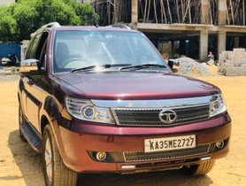 Tata Safari Storme VX 4WD 2013 for sale