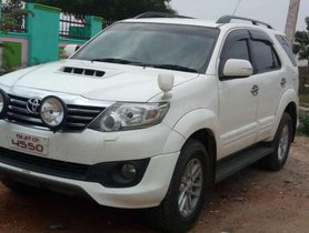 Used Toyota Fortuner 4x4 AT 2013 for sale