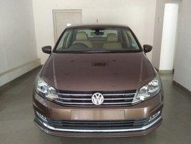 2017 Volkswagen Vento for sale