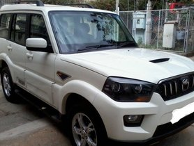 Used 2017 Mahindra Scorpio for sale