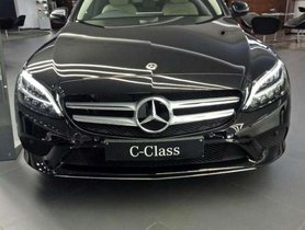 Used Mercedes Benz C Class C 220 CDI Avantgarde 2018 for sale