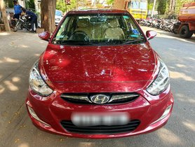 2014 Hyundai Verna for sale