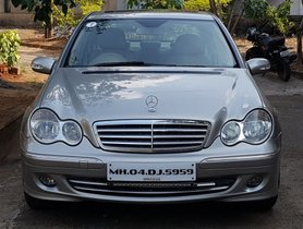 Mercedes-Benz C-Class C 200 Kompressor Elegance AT for sale