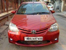 2013 Toyota Etios Liva for sale