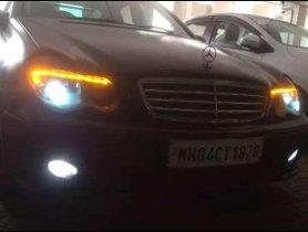 Used Mercedes Benz 200 car 2006 for sale at low price