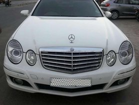 2007 Mercedes Benz E Class for sale at low price