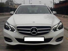 Used Mercedes Benz E Class E 200 2014 for sale