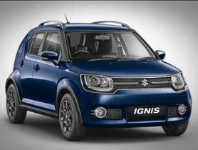 2019 Maruti Ignis Facelift Variant Updates Explained