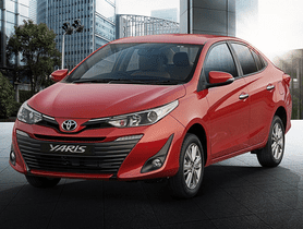 Toyota Yaris Might Be Discontinued And Replaced By A Re-badged Ciaz