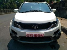 Used Tata Hexa car 2017 for sale at low price