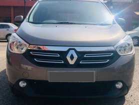Renault Lodgy 110PS RxZ 7 Seater 2015 for sale
