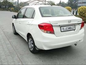 Used Honda Amaze car 2013 for saleat low price