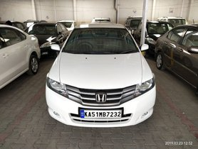 Honda City V MT Exclusive 2011 for sale