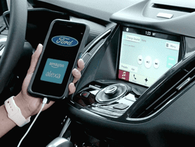 Ford Models To Receive Amazon Alexa Personal Assistant
