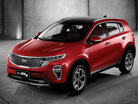 2019 Chinese-spec Kia Sportage SUV Looks Impressive
