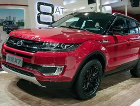 Landwind X7's Production And Sales Discontinued After Land Rover Wins Lawsuit Against The Chinese Clone